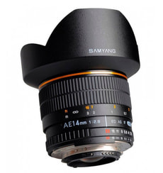 14mm F/2.8 IF ED UMC Aspherical pour Sony