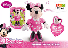 Minnie Conteuse