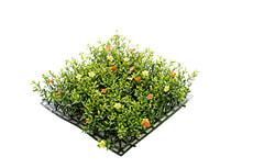 Blütenteppich gelb-orange
