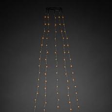 LED Baummantel mit Draht