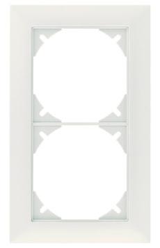 Edizio Due Cadre double GRII vertical