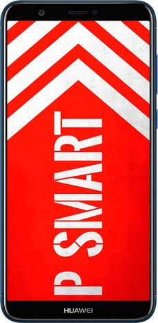 P Smart Dual SIM 32GB bleu
