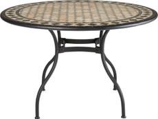 Tavolo a mosaico RONDA, Ø 120 cm