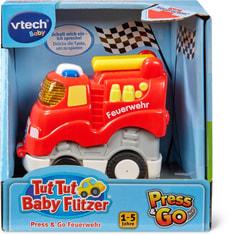 Vtech Press & Go Feuerwehr (D)