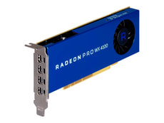 Radeon™ Pro WX 4100 - 4 GB
