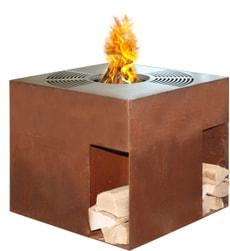 Feuerstelle Cubo