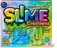 Make Your Own Slime Gross