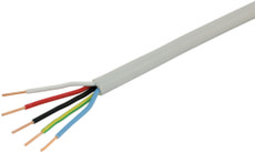 TT FE0 Kabel (CH-N1 VV-U5x1.5) 3LNPE