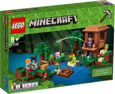 Lego Minecraft Das Hexenhaus 21133