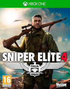 Xbox One - Sniper Elite 4 Italia