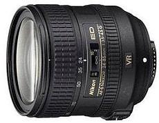 Nikkor AF-S 24-85mm/3.5-4.5G ED VR Objectiv