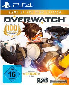 Overwatch - GOTY [PS4] (D)