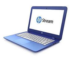 HP Stream 13-c010nz Ordinateur bleu
