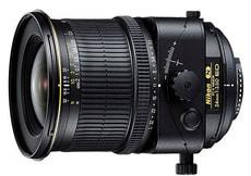 Nikkor 24mm/3.5D ED PC-E Obiettivo