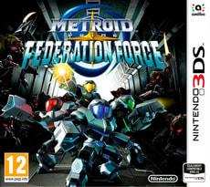 Metroid Prime : FederatForce [3DS] (