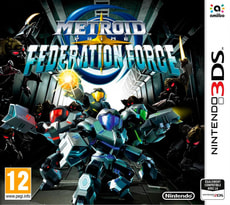 3DS - Metroid Prime: FederatForce