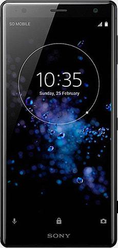Xperia XZ2 Premium 64GB schwarz