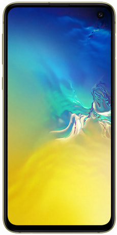 Galaxy S10e 128GB Canary Yellow