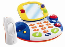 WR09 CHICCO TALKING VIDEO PHONE
