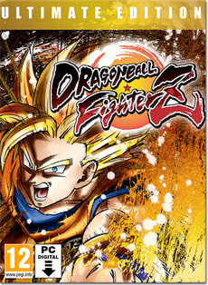 PC - Dragonball FighterZ - Ultimate Edition - D/F/I