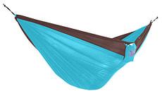 Hamac parachute turquoise