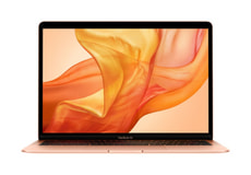 MacBook Air 13 1.6GHz i5 256GB gold