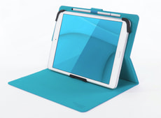 "Facile Plus - Universal Case 8"" - blu"