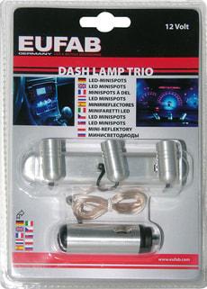Dashlamp Trio