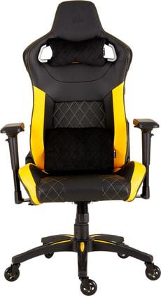 T1 RACE Spielstuhl gelb