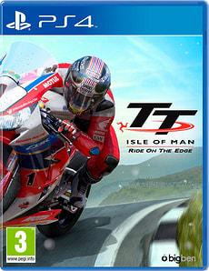 PS4 - TT - Isle of Man D/F