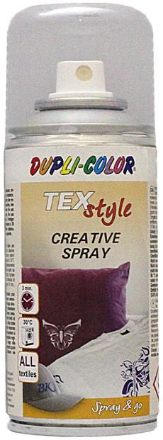 Peinture en aerosol pour tissus