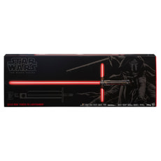 nero Series E7 Kylo Ren Force FX Deluxe Lightsaber