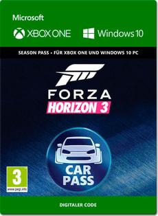 Xbox One - Forza Horizon 3: Car Pass