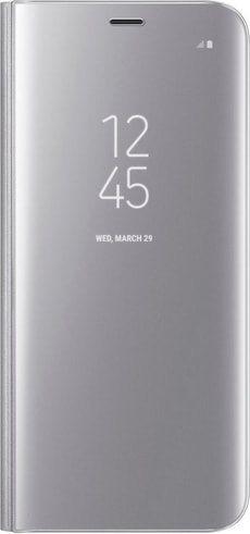 Clear View S8 silber