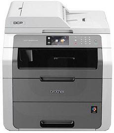DCP-9020CDW Farblaser Drucker / Kopierer / Scanner