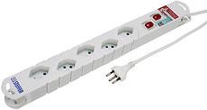 STEBA TWIST Steckdosenleiste mit 2 Schalter