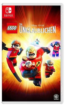NSW - LEGO Les Indestructibles