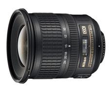 Nikkor AF-S DX 10-24mm/3.5-4.5G ED Objektiv