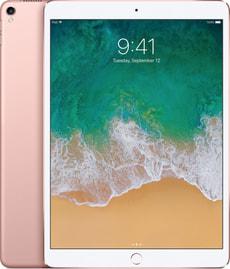 iPad Pro 10 LTE 256GB or rose