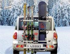 FABBRI Exclusiv Ski & Board Deluxe