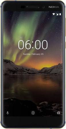 6.1 (2018) Dual SIM 64GB Blue Gold