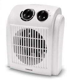 Chaleur radiateur soufflant