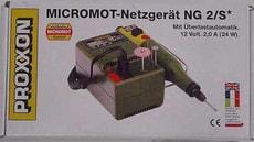 Proxxon Netzgerät NG 2/S