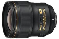 Nikkor AF-S 28mm 1:1.4E ED Objektif