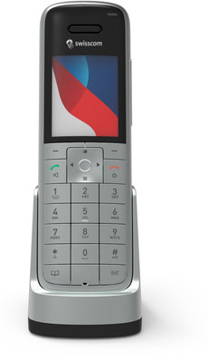 Swisscom Nyon (IP) silber