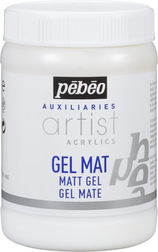 Acrylic Gel Matt