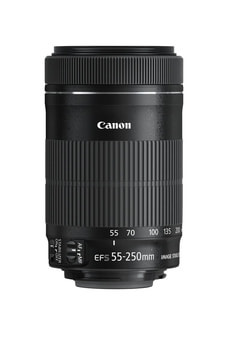 EF-S 55-250mm f4-5.6 IS STM  (Import)