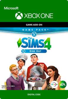Xbox One - The Sims 4: Dine Out