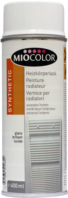 Spray pour radiateurs