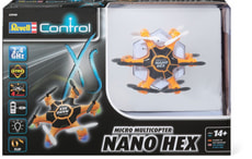 Hexacopter Nano Hex orange